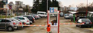 Паркинг летище Варна